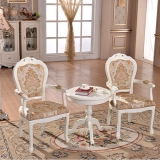 hotel hobby lobby coffee table and chairs set